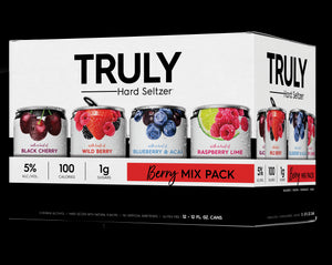 Truly Hard Seltzer Berry Mix Pack