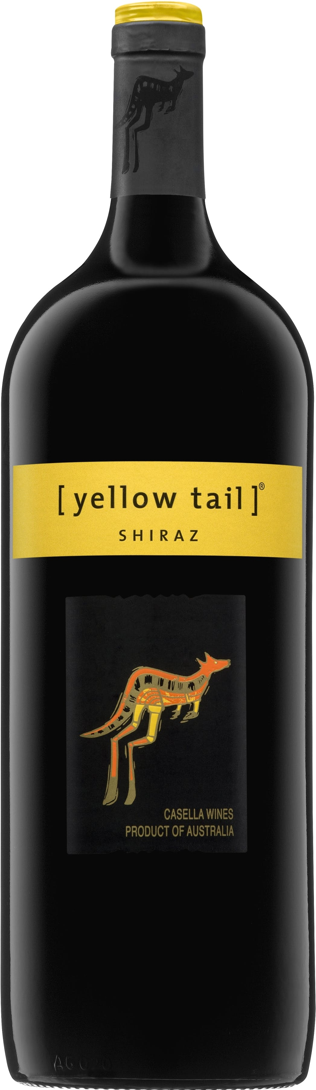 [yellow tail] Shiraz
