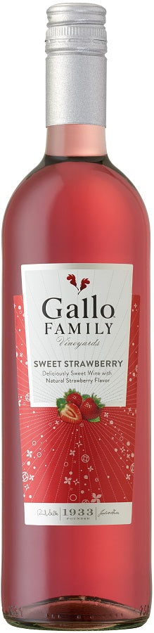Gallo Family Sweet Strawberry