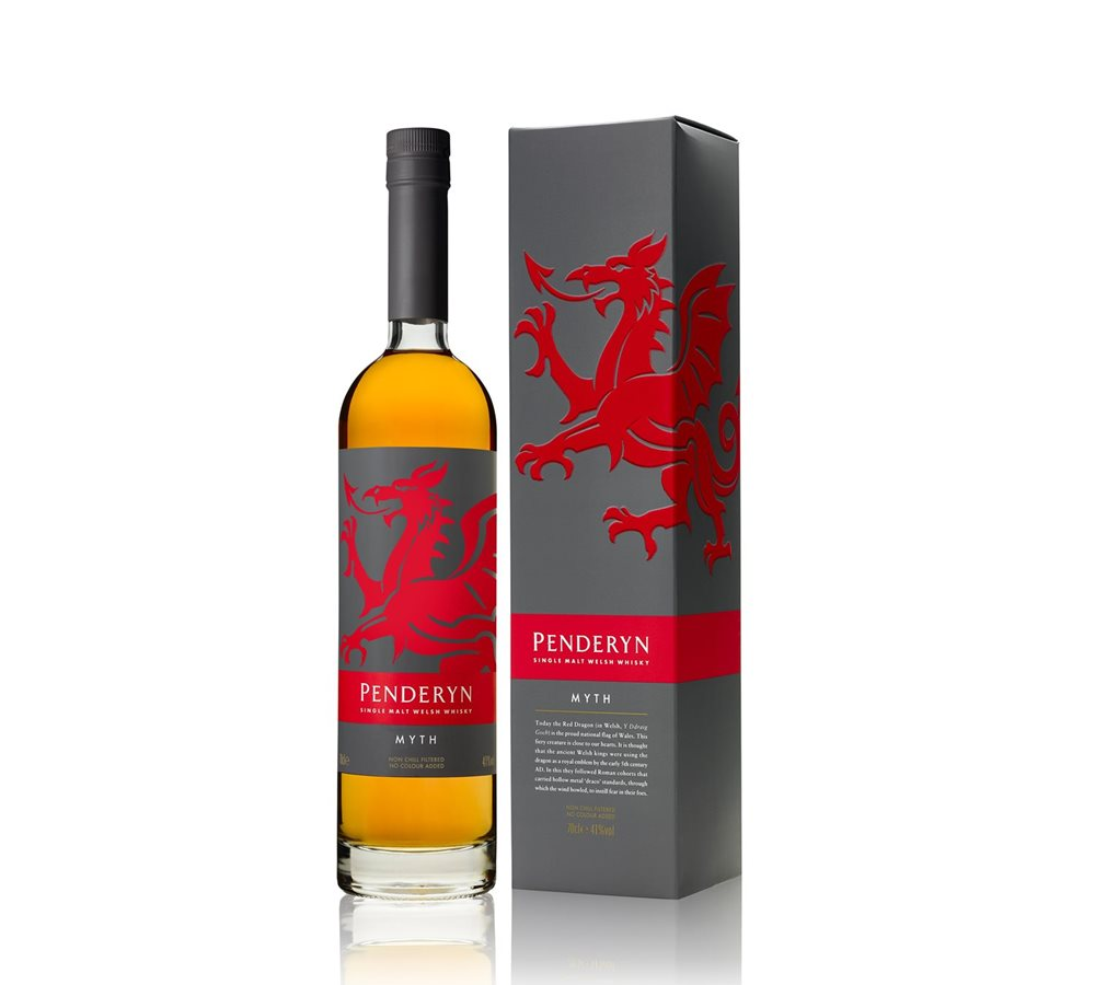 Penderyn Myth Welsh Single Malt Whisky