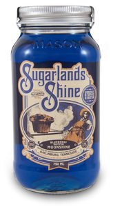 Sugarlands Shine Blueberry Muffin Moonshine