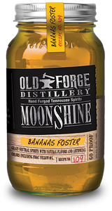 Old Forge Bananas Foster Moonshine