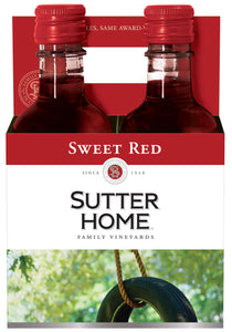 Sutter Home Sweet Red 4 Pack