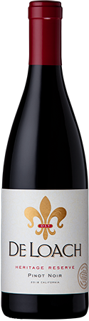 DeLoach Heritage Reserve Pinot Noir