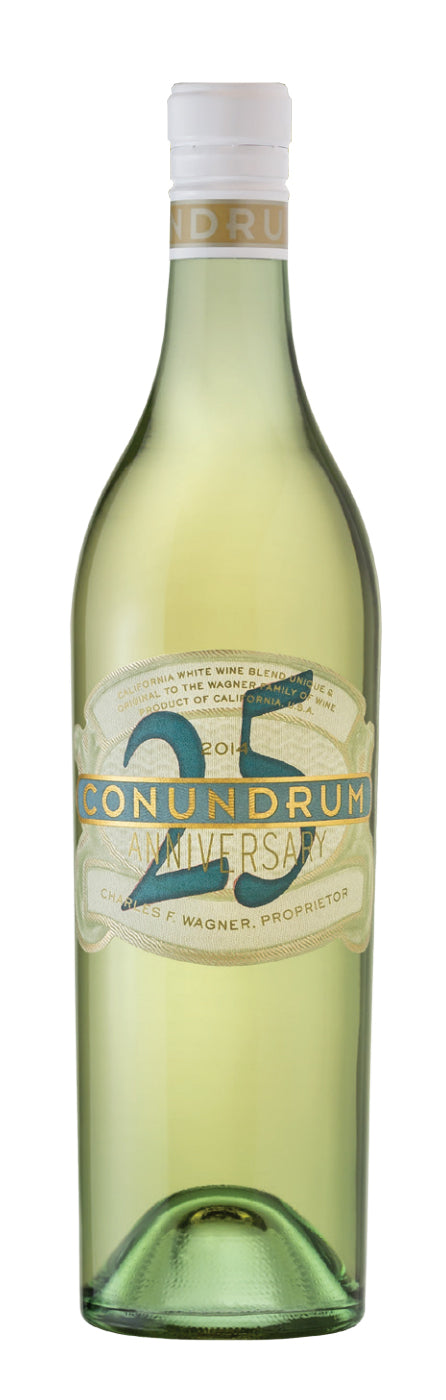 Conundrum 25th Anniversary White Blend