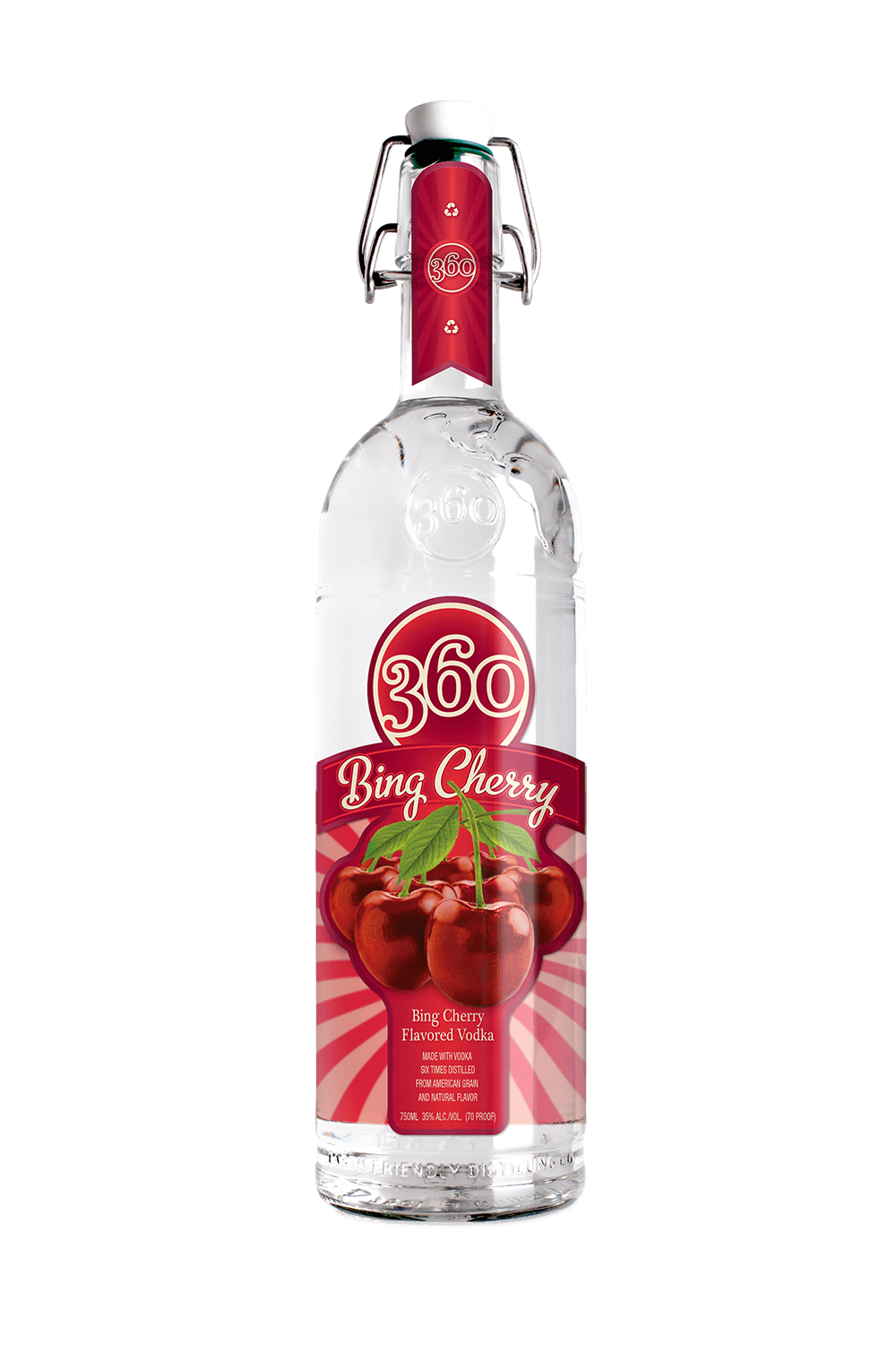 360 Bing Cherry Vodka