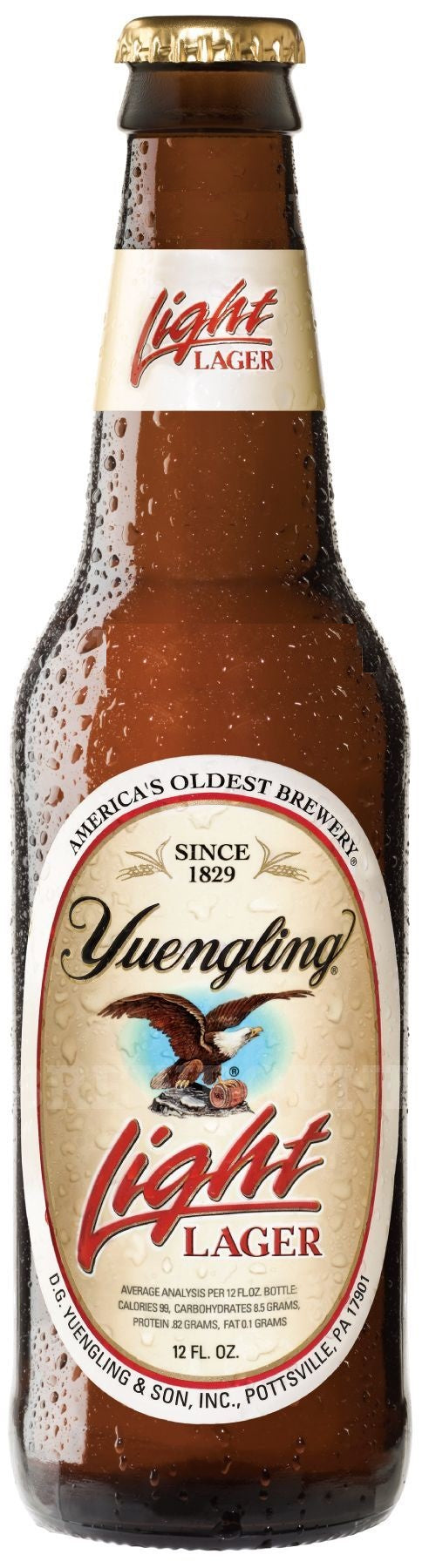 Yuengling Light Lager