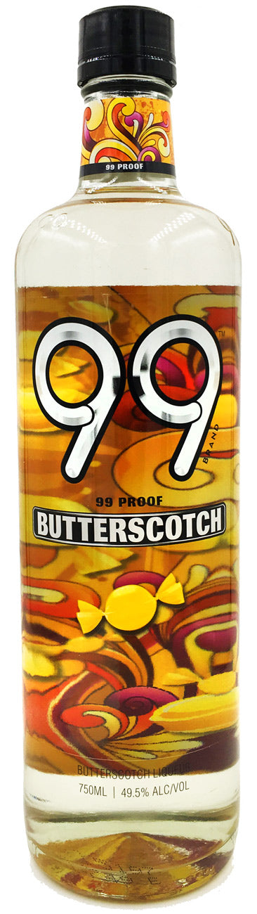 99 Butterscotch Liqueur