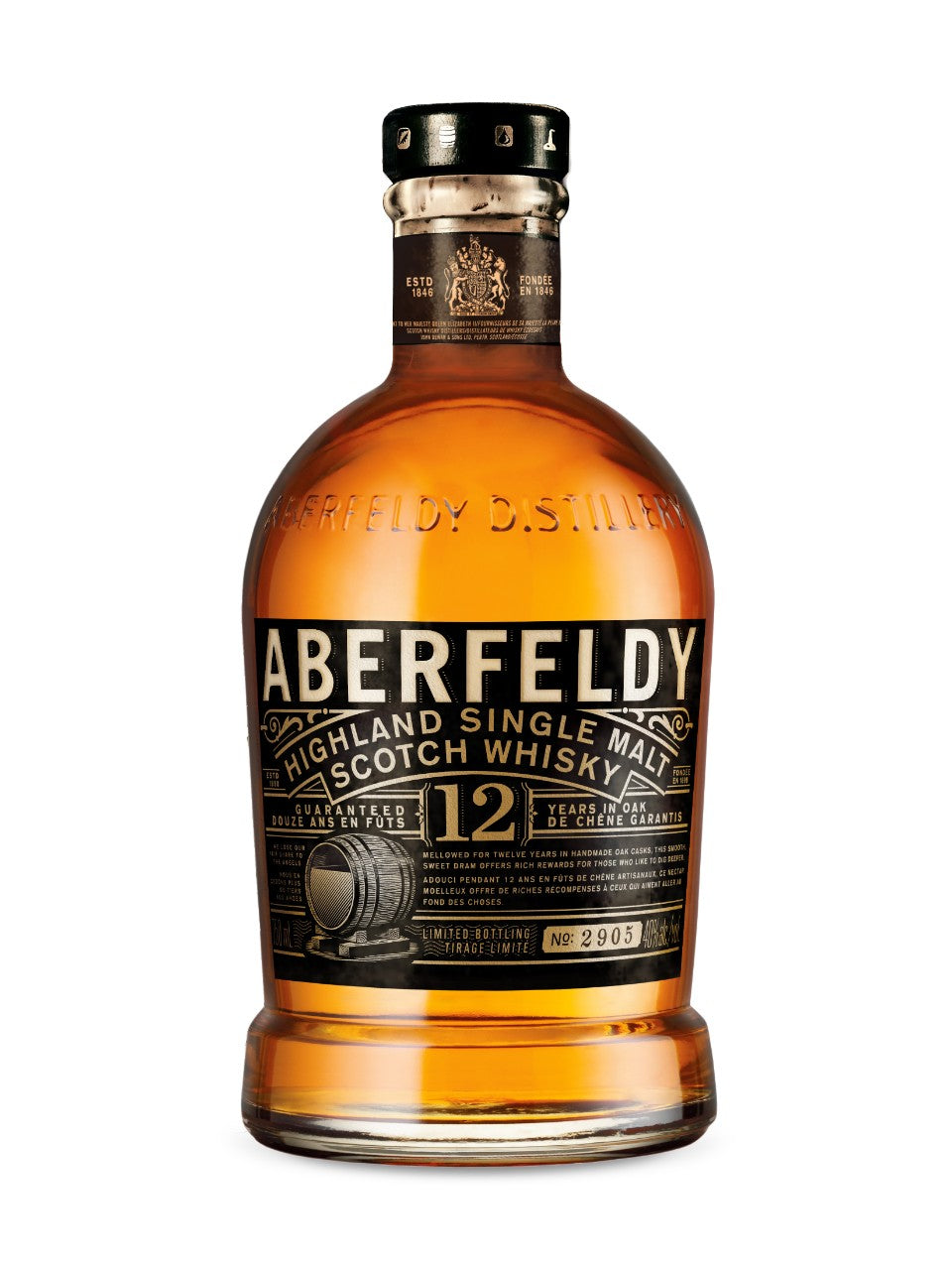 Aberfeldy 12 Years Old