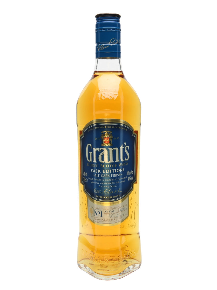 Grant's Ale Cask Finish Blended Scotch Whisky
