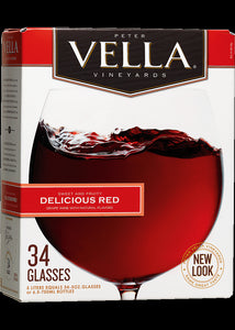 Peter Vella Delicious Red