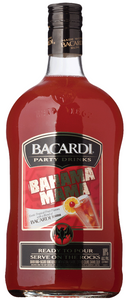 Bacardí Party Drinks Bahama Mama
