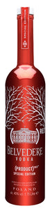Belvedere (Red) Special Edition Vodka