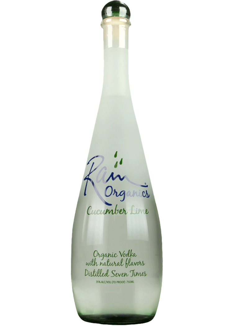 Rain Organics Cucumber Lime Vodka