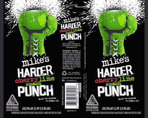 Mike's Harder Cherry Lime Punch