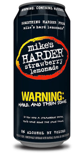Mike's Harder Strawberry Lemonade