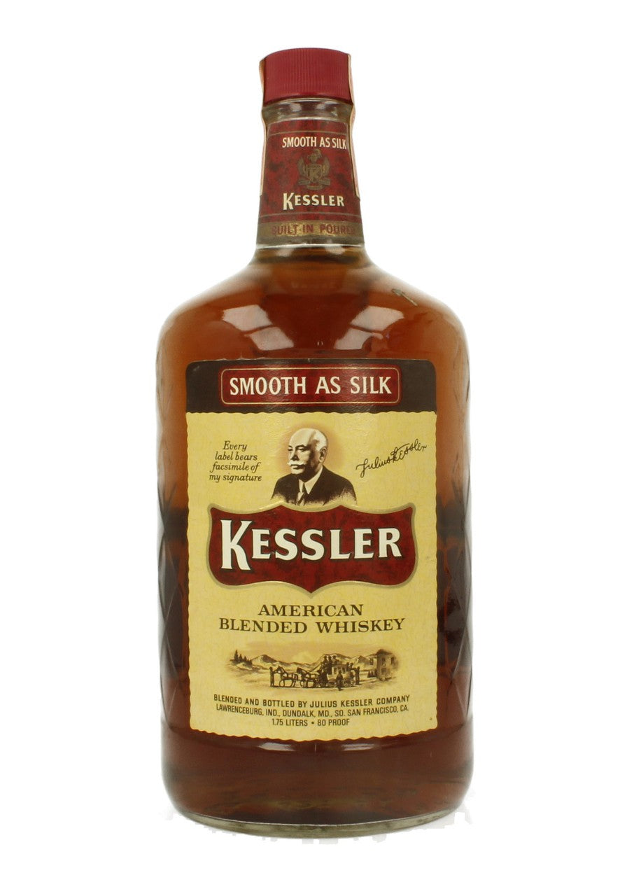 Kessler American Blended Whiskey