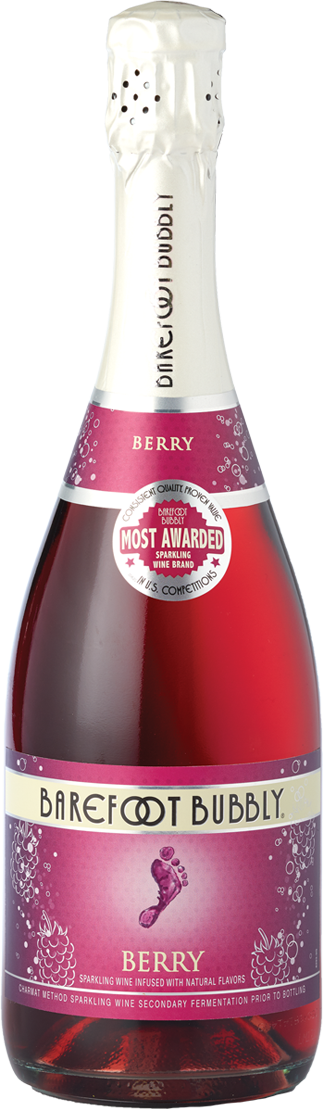 Barefoot Bubbly Berry