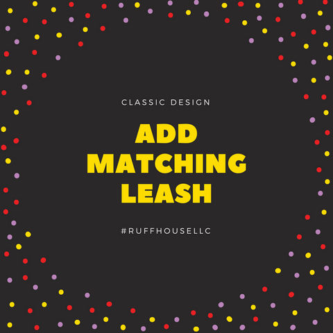 Add Matching Leash