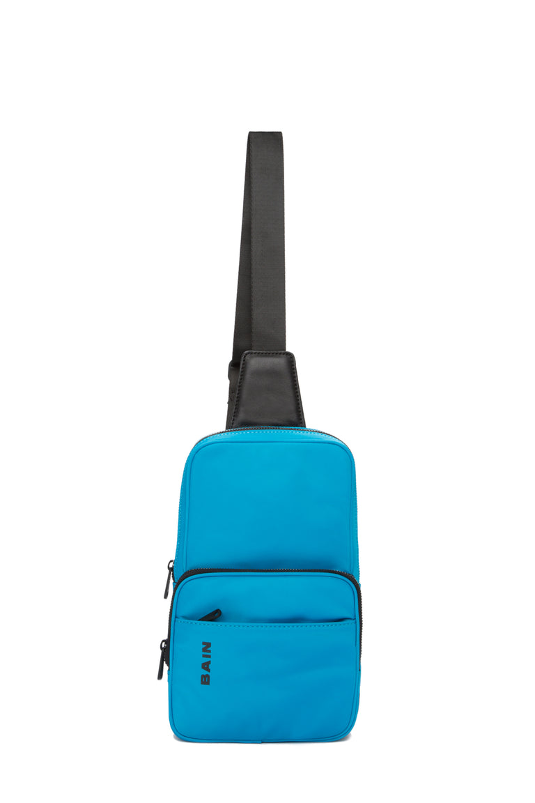 Nylon Backpack - lmbain