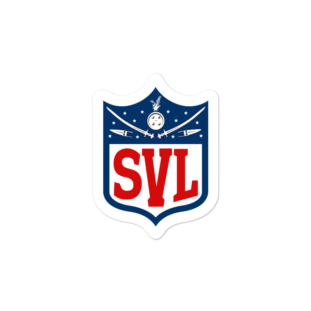 SVL - SIKH VYBE LEAGUE - Bubble-free stickers