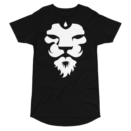 LIONZ - ICON - BLACK LONG BODY TEE