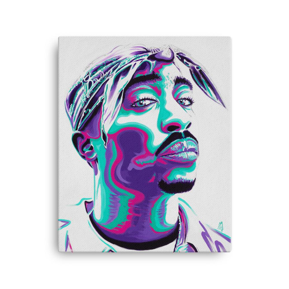 ART - 2PAC - CANVAS