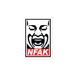 NFAK - NUSRAT FATEH ALI KHAN - ICON - STICKERS