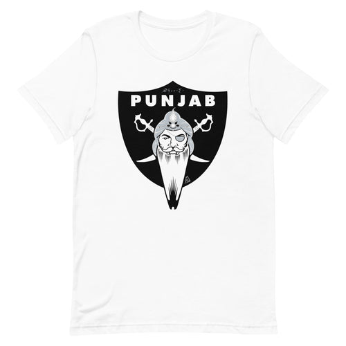 PUNJAB - ICON - WHITE TEE