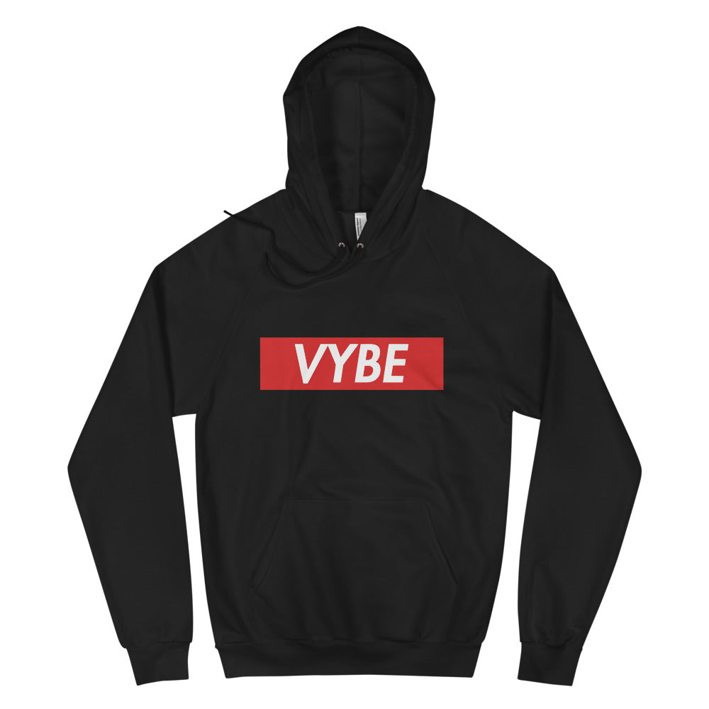 VYBE - ICON - BLACK HOODIE