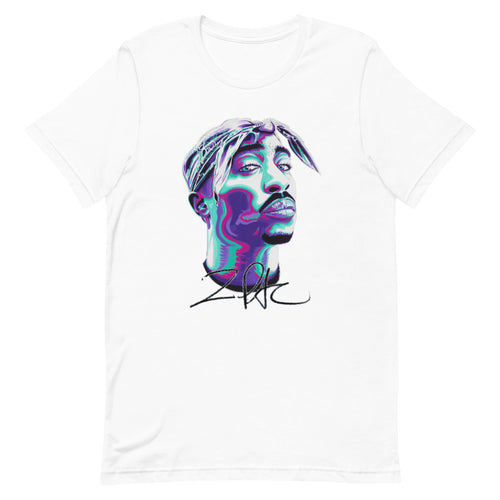 2PAC VYBE - WHITE TEE