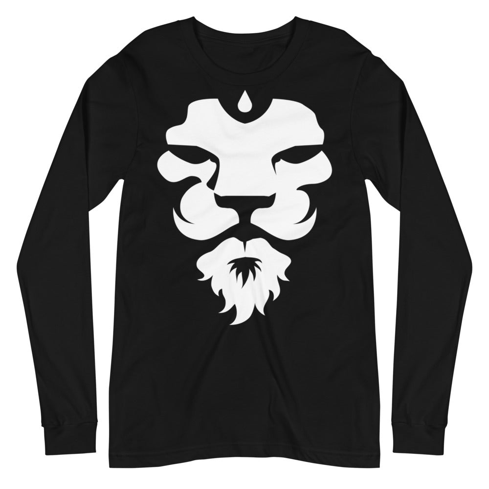 LIONZ GEAR - ICON - BLACK LONG SLEEVE