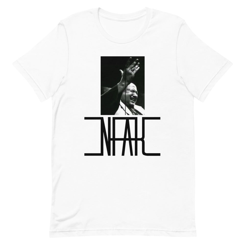 NFAK - THE USTAD - WHITE TEE