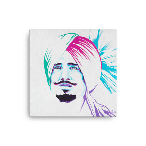 ART - KULDEEP MANAK - CANVAS
