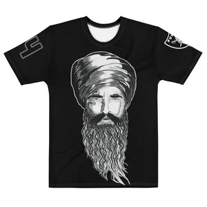 BHINDRANWALE #84 - PUNJAB VYBE - BLACK JERSEY