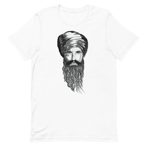 BHINDRANWALE - VYBE - WHITE TEE