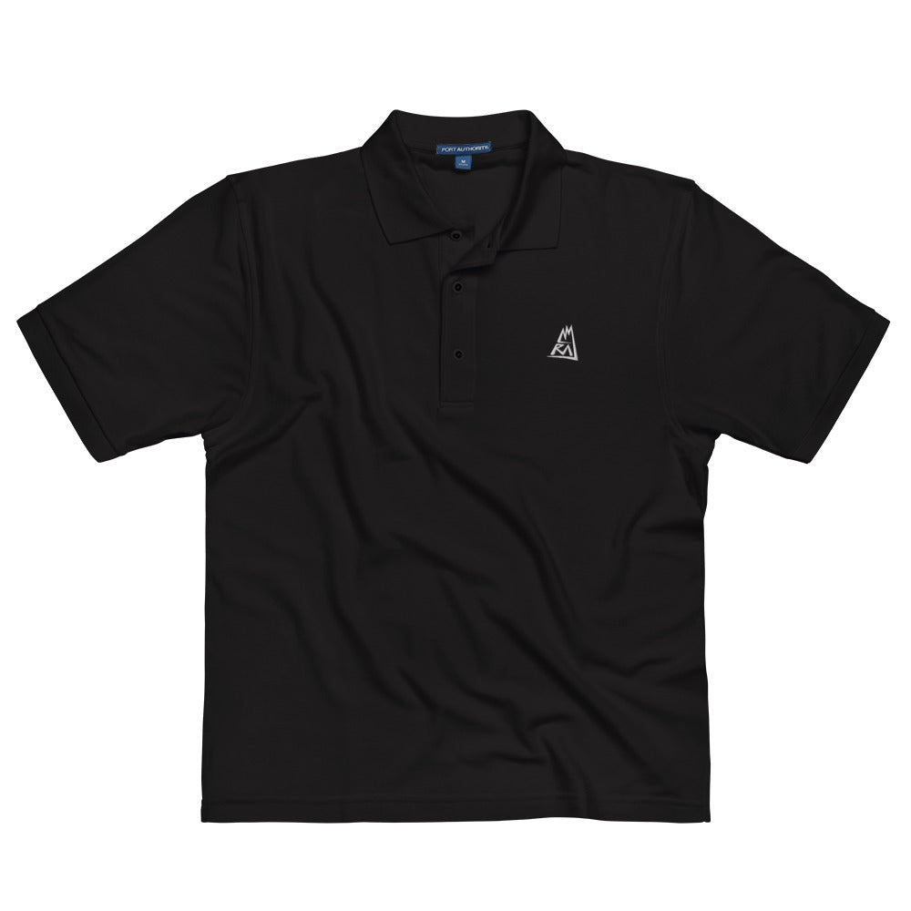 AMRAJ - BLACK PREMIUM POLO