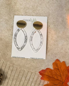 Nil earrings