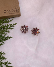 Enchanted Flower Studs