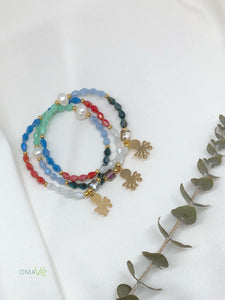 Tropical bracelets (pulpo)