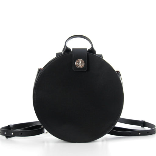 KARIKA circle backpack - black - Bogabag