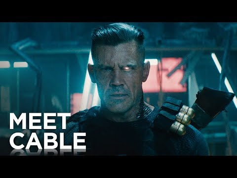 Deadpool 2 - Meet Cable Trailer