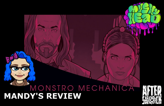 MANDY'S REVIEW: MONSTRO MECHANICA'S DA VINCI IS A BRAZEN JERK