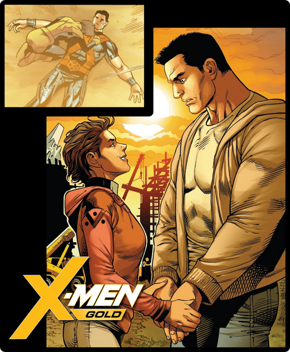 THE FUTURE OF KITTY & COLOSSUS