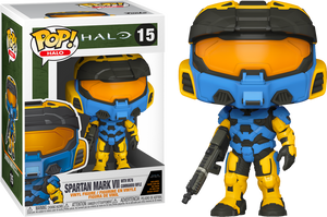 Funko POP! Games: Halo Infinite - Spartan Mark VII w/ VK78 Add-On