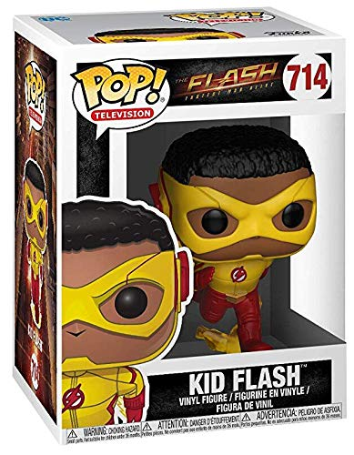 Funko POP! Television: The Flash - Kid Flash