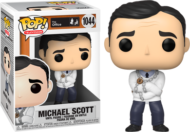 Funko POP! Television: The Office - Straitjacket Michael