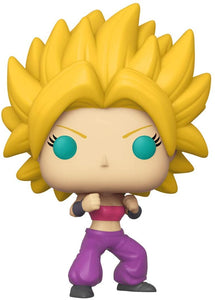 Funko POP! Animation: Dragonball Super - Super Saiyan Caulifla
