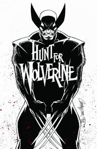 HUNT FOR WOLVERINE #1 J SCOTT CAMPBELL EXCLUSIVE COVER B