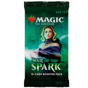 Magic: The Gathering - War of the Spark Booster Pack
